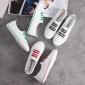 FEIYAO飞耀小白鞋女2018新款厂家直销韩版时尚平底学生鞋洞洞鞋