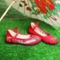 跨境厂家生产春季新款老北京布鞋女 民族风绣花鞋 耐磨舞蹈鞋单鞋